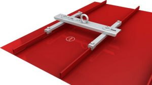 Safety Concept - ABS-Lock Falz IV Klip