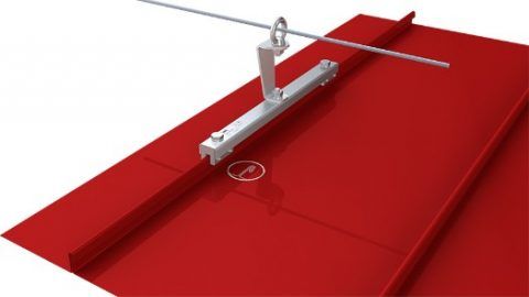 Safety Concept - ABS-Lock Falz IV joints debout ZW