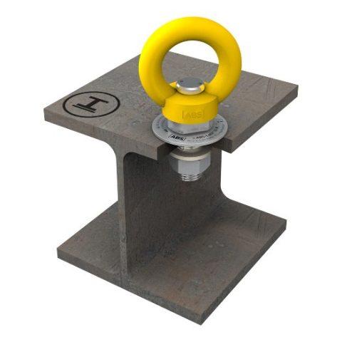 Safety Concept - ABS-Lock III-R Acier à contre-bloquer
