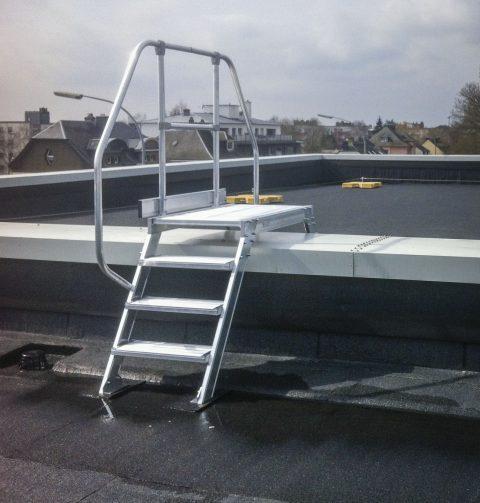 Safety Concept - Passerelle et plateforme 1