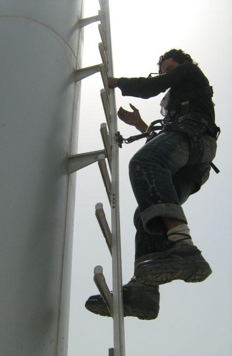 SafetyRail Echelon 5