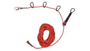 Safety Concept - Temporaeres-Seilsicherungssystem-ABS-Lanyard