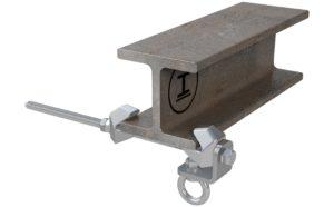 ABS-Lock T _ Point d'ancrage à crapauter sur acier