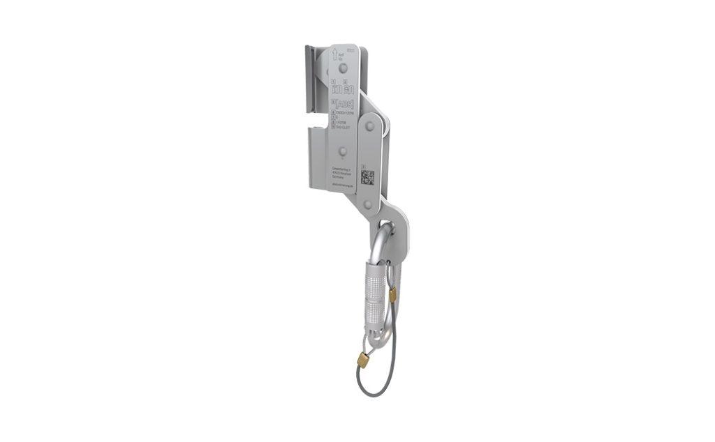 ABS-SafetyHike 2 Glider _ Chariot pour ligne de vie verticale